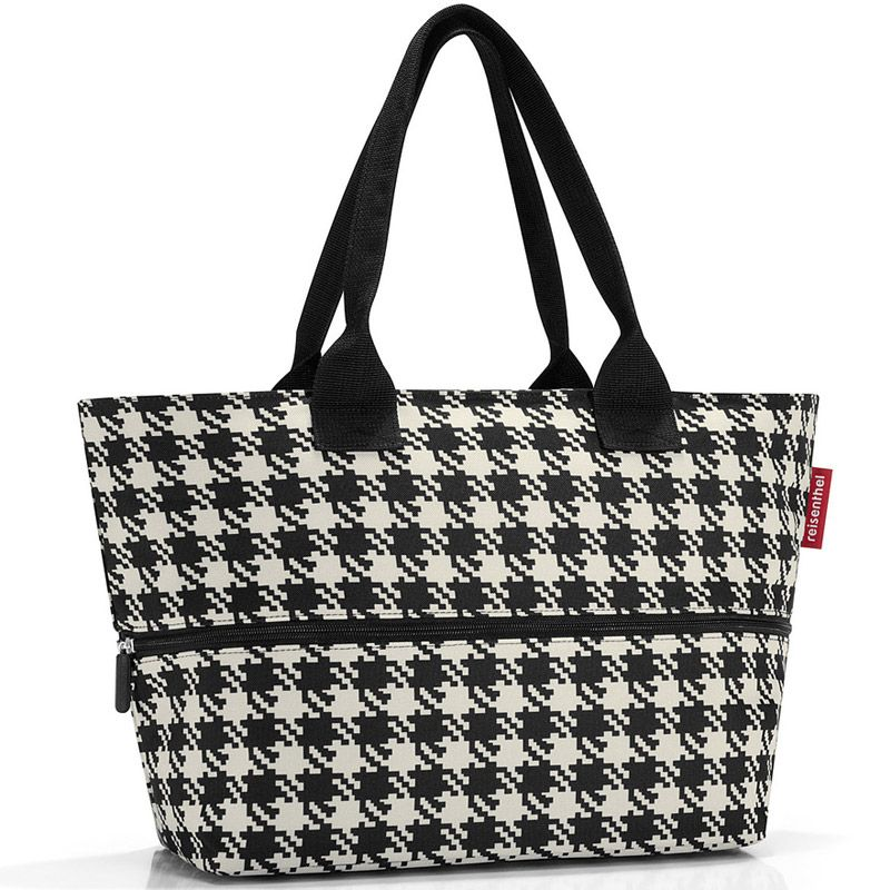 Сумка shopper e1 fifties black